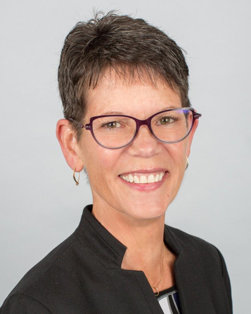 Mecklenburg Health Director Gibbie Harris
