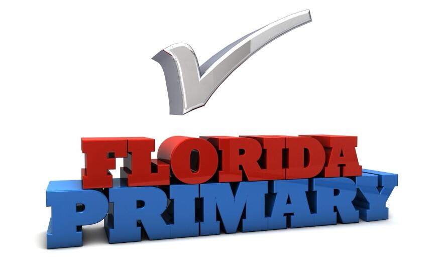 Florida Primary Election USA