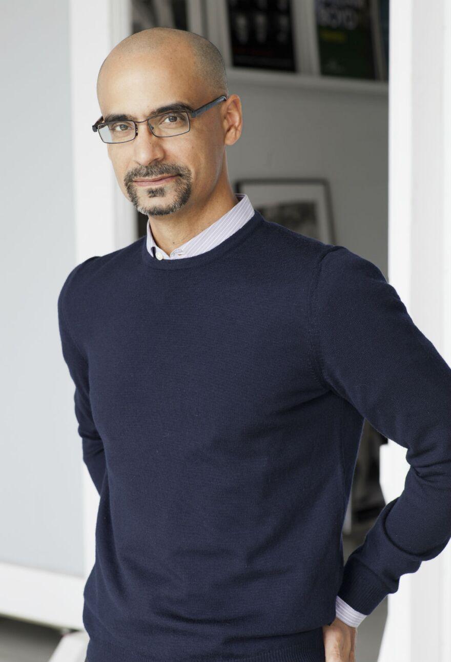 Novelist Junot Diaz
