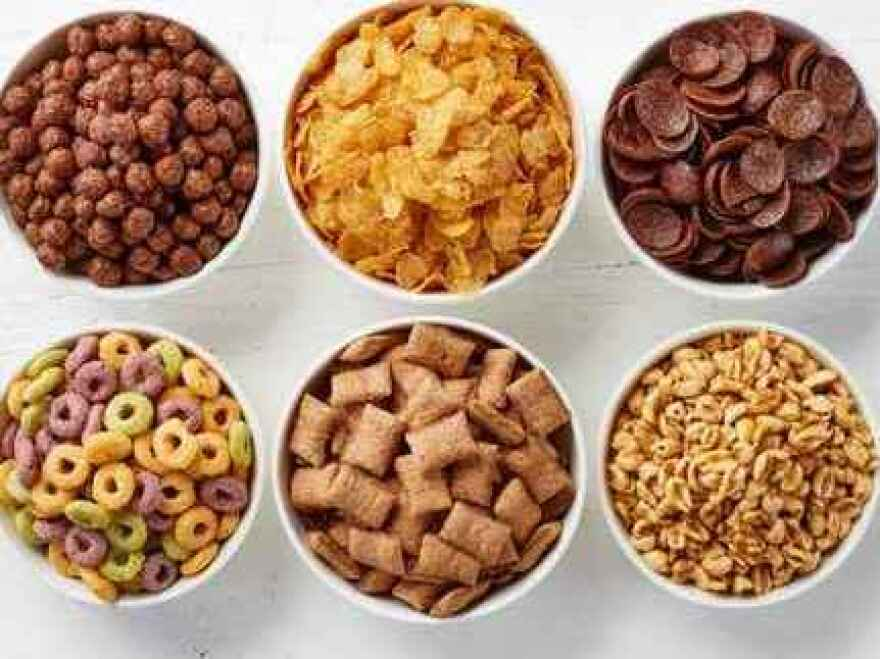 If Trump and Clinton were breakfast cereals, which brand would you choose? A new report says brand loyalty among the two major presidential candidates is sorely lacking.