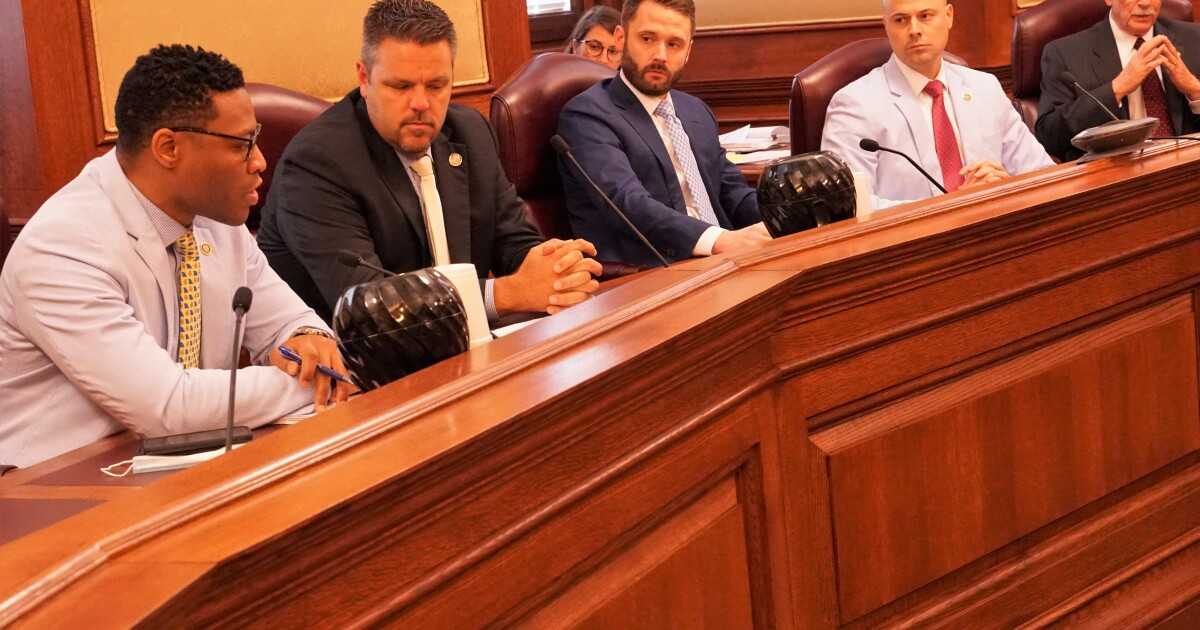 Missouri Senate Passes Wide-Ranging Law Enforcement And Criminal Justice Bill