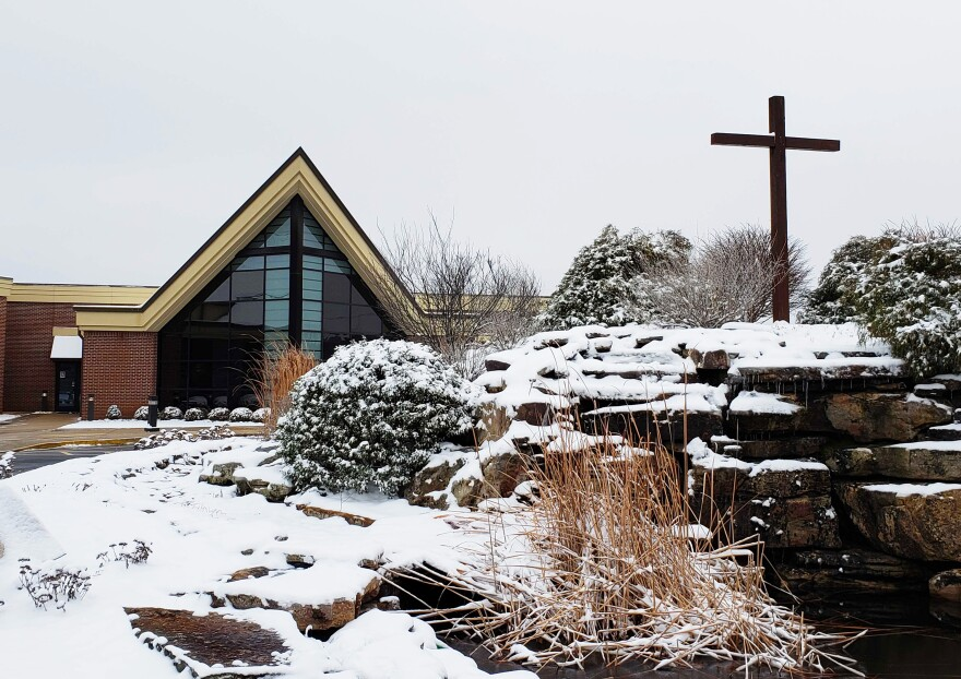 Fellowship of Wildwood, a baptist church in west St. Louis County, allows certain trained congregants to carry weapons. Church leaders say their volunteer security team helps provide peace of mind to the congregation.