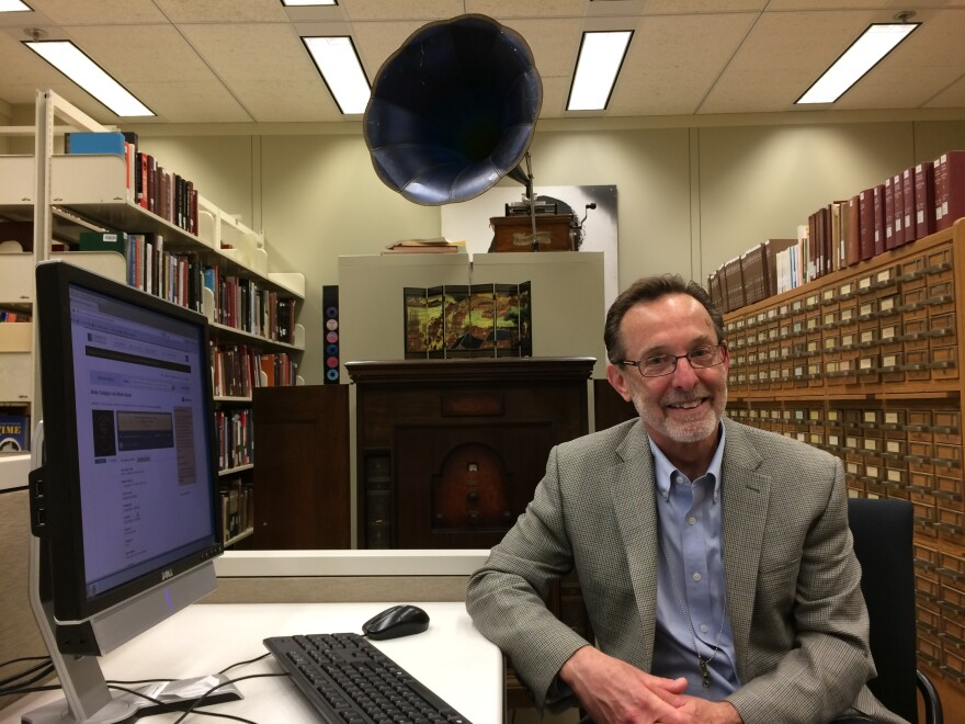 Gene DeAnna is curator of the National Jukebox project, which is an online collection of more than 10,000 pre-1925 recordings.