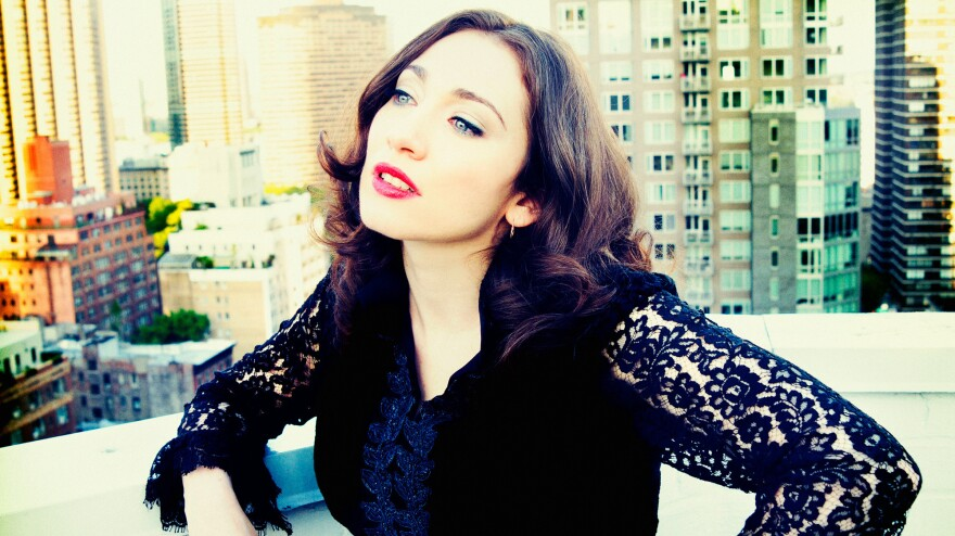 """""""To me, the voice is an instrument, just like any other instrument,"""" Regina Spektor says."""