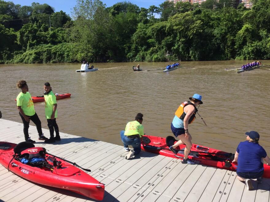 photo of Cleveland Rowing Foundation
