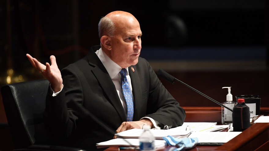 Rep. Louie Gohmert, R-Texas, is one of the more than 100 House Republicans who say they plan to object to some states' election results during Wednesday's Electoral College vote counting process.