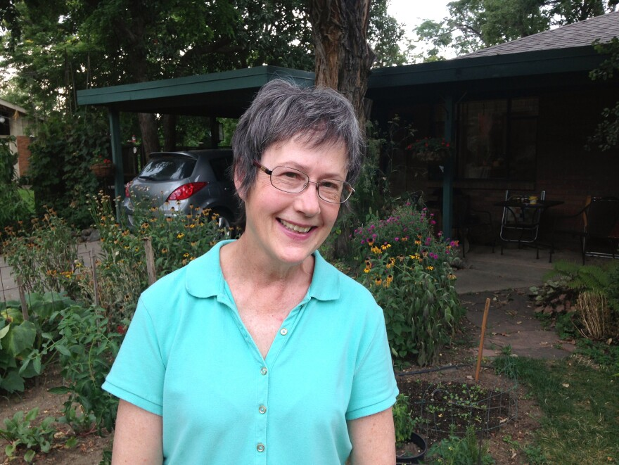 Marilyn Kruse couldn't get health insurance through her job as a substitute teacher in Jefferson County, Colo. Now she buys insurance through the state's health exchange.