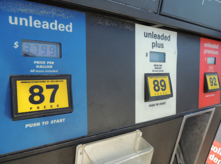 Gas prices are expected to rise as spring arrives.