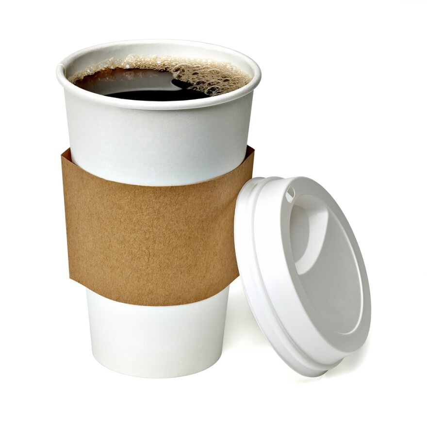Studies showing buying someone a cup of coffee and other random acts of kindness can have health benefits.