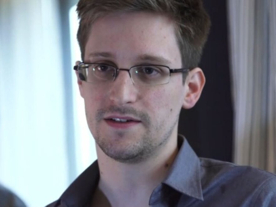 """In a <a href=""""http://www.guardian.co.uk/world/video/2013/jun/09/nsa-whistleblower-edward-snowden-interview-video"""">12-minute video</a> on <em>The Guardian's</em> website, Edward Snowden talks about how American surveillance systems work and why he decided to reveal that information to the public."""