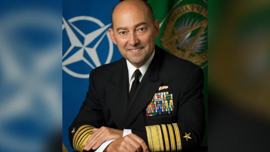 Admiral Jim Stavridis
