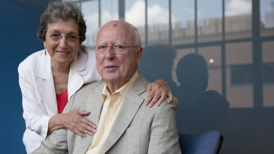 Jack Hansan and his wife, Ethel, live in Northern Virginia. They are both still moved to tears when they recall the March on Washington in 1963.
