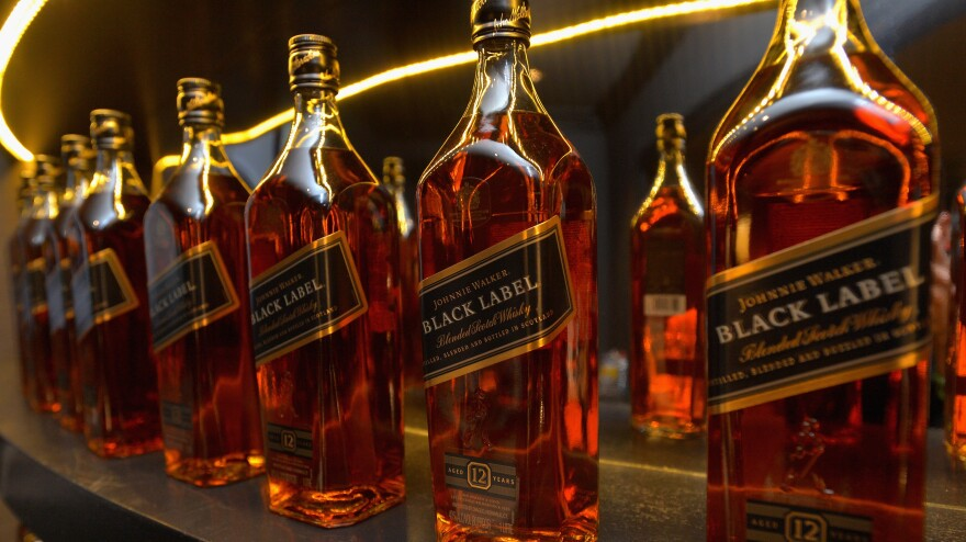 Johnnie Walker's success has come in part from emerging markets, like Mexico, Brazil and China.