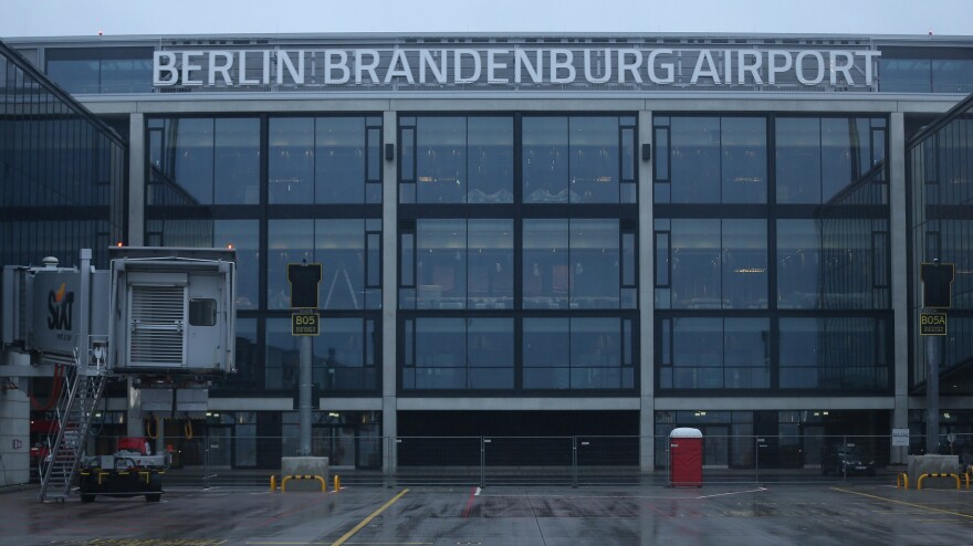 The opening date of Germany's new Willy Brandt Berlin Brandenburg International Airport has been delayed three times due to construction delays and safety concerns.