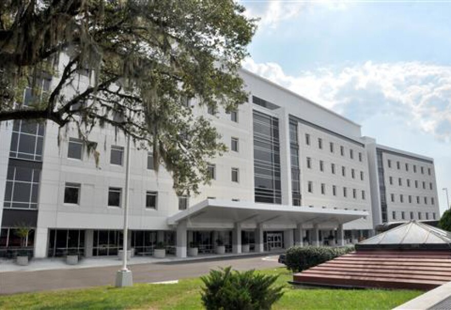 The Florida Agency for Health Care Administration has tried to gain access to several VA facilities around the state, without success. The most recent visit was to the Malcom Randall VA Medical Center in Gainesville.
