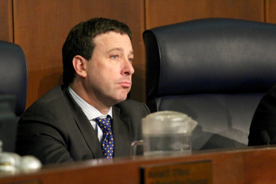 St. Louis County Executive Steve Stenger's proposal would impliment minimum standards for police departments to follow. If they don't meet those benchmarks, Stenger's office could effectively disband departments.