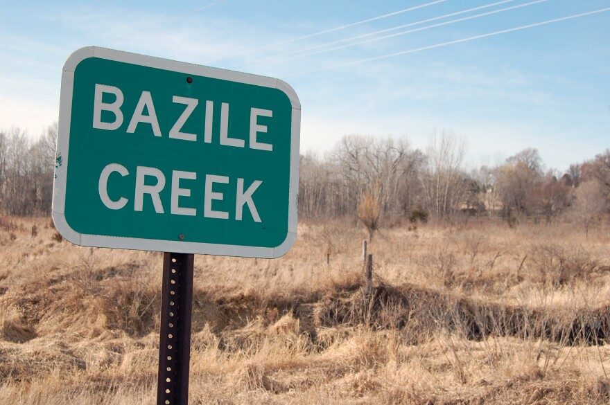 The Brazile Creek Groundwater Management Area encompasses 756 square miles of north-central Nebraska.