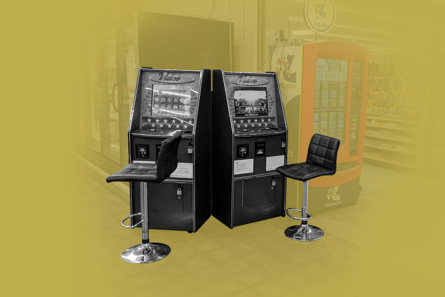 Electronic Gambling Machines