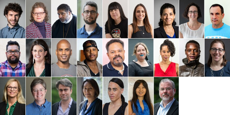 """The 2018 recipients of the MacArthur """"genius"""" grant."""