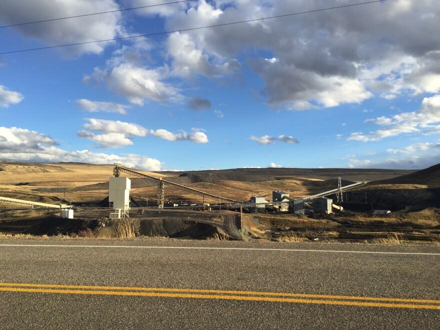 Twentymile Mine in Routt County.