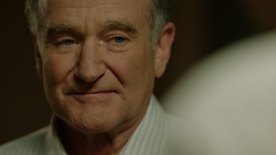 Robin Williams in <em>Boulevard</em>.