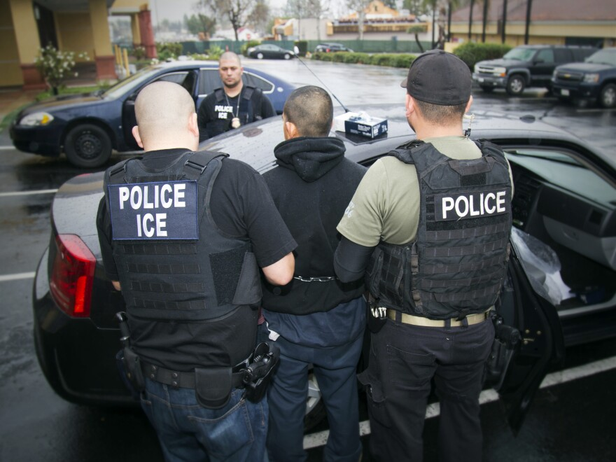 The raids will target immigrant communities in 10 major cities, including New York, Los Angeles and Houston.