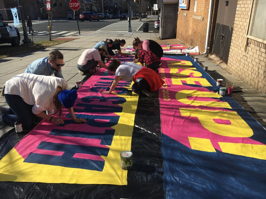 This year's Women's March will focus on climate, reproductive justice and immigrants' rights.