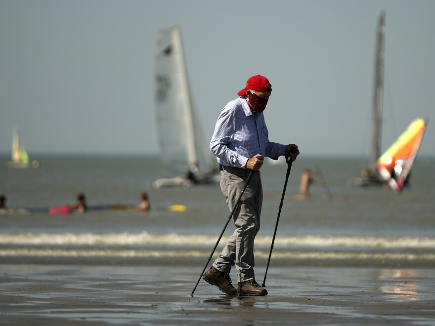 Europe has experienced more intense and prolonged heat waves in recent years — heat that is particularly deadly for older people. In July, a heat wave struck Belgium, luring many to the beach in search of cooler temperatures.