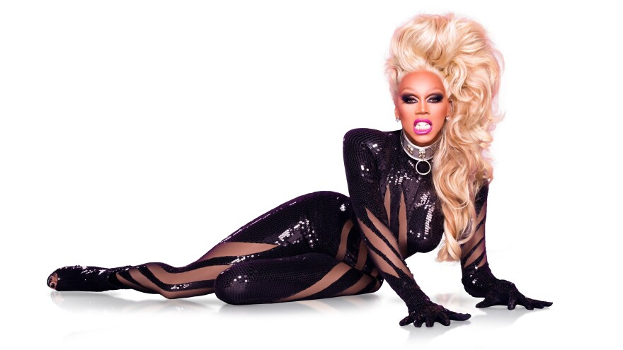RuPaul rules over <em>RuPaul's Drag Race</em>, a show with a lot of similarities to another Monday night show: <em>WWE Raw</em>.