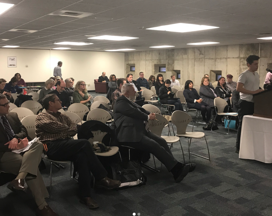 PUCO recently heard public testimony in Columbus on a proposed AEP Ohio rate-change proposal.
