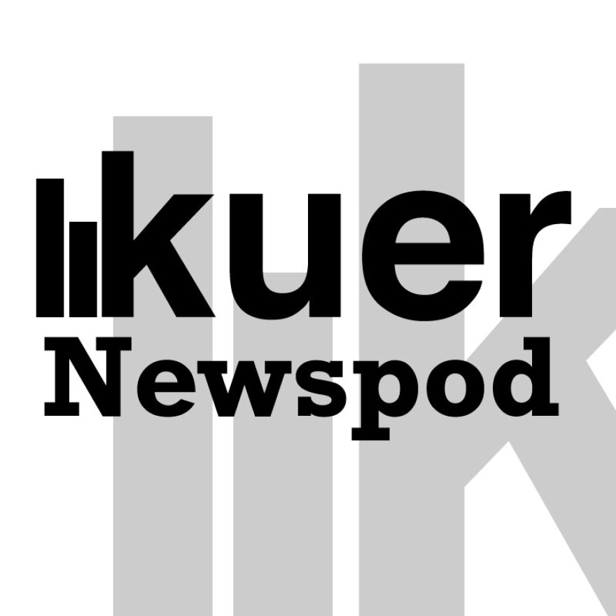 KUER Newspod Logo