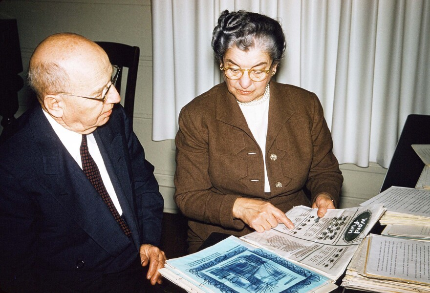 Garry Cleveland Myers and his wife Caroline founded <em>Highlights for Children</em> just after World War II.