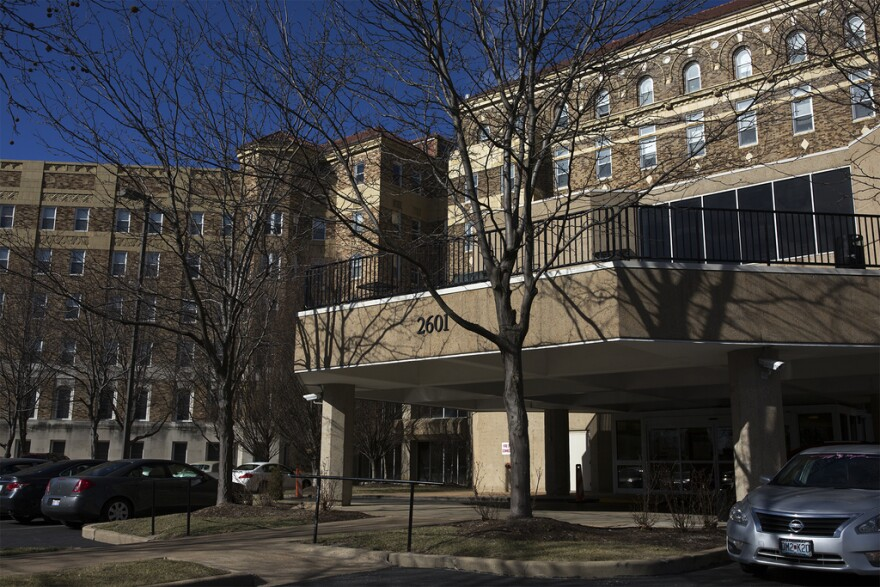 St. Louis officials dedicated the 728-bed Homer G. Phillips Hospital on Feb. 22, 1937. After its closure in 1979, the building was renovated into senior-living apartments.