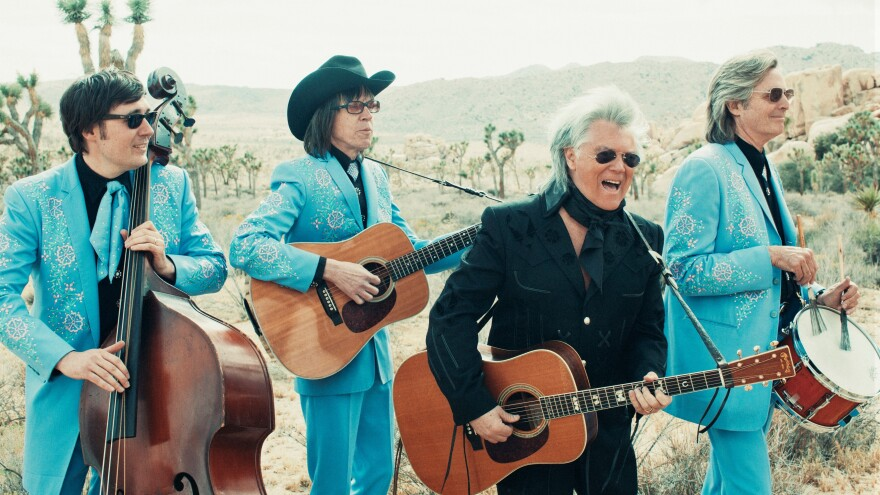 "Marty Stuart's ""Time Don't Wait"" is a favorite at The Current in St. Paul, Minn."