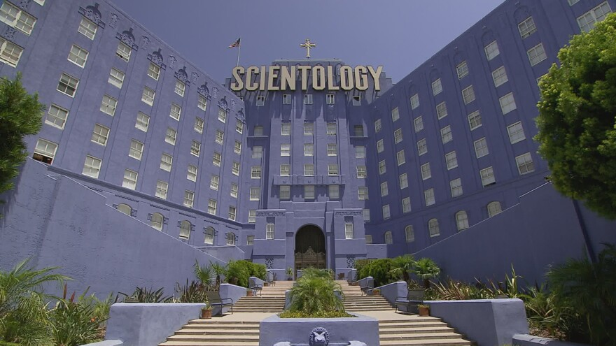 The HBO documentary <em>Going Clear: Scientology and the Prison of Belief</em> airs Sunday — over the vigorous objection of Scientology officials.