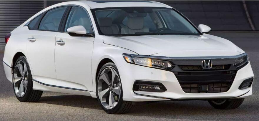 Photo of the Honda Accord
