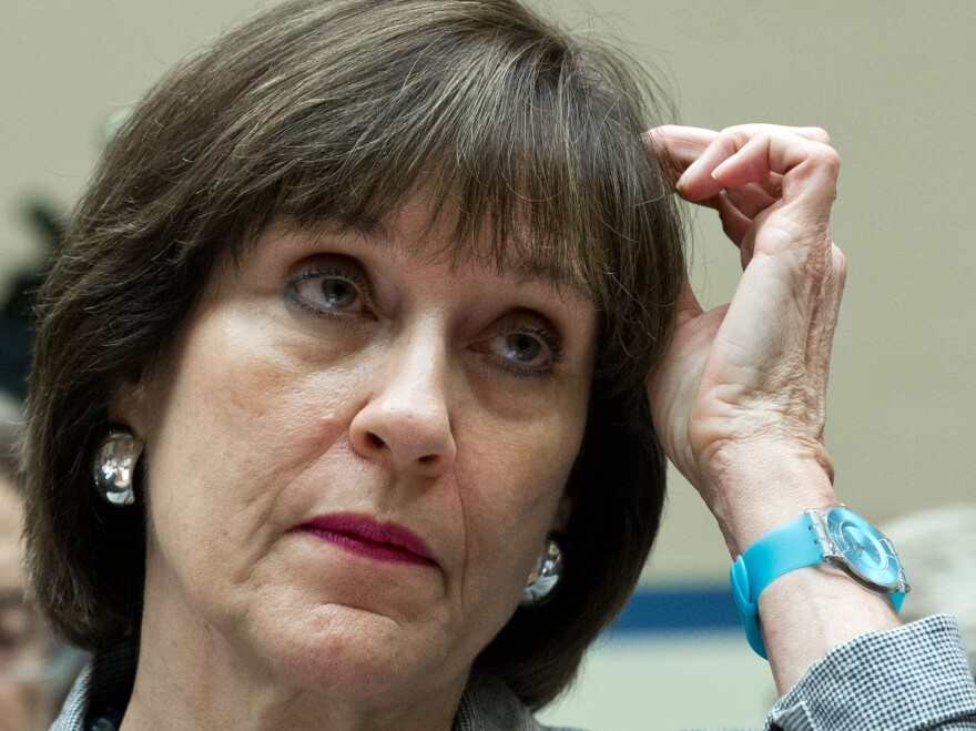 Lois Lerner invoked the Fifth Amendment before the House Oversight and Government Reform Committee on Wednesday.