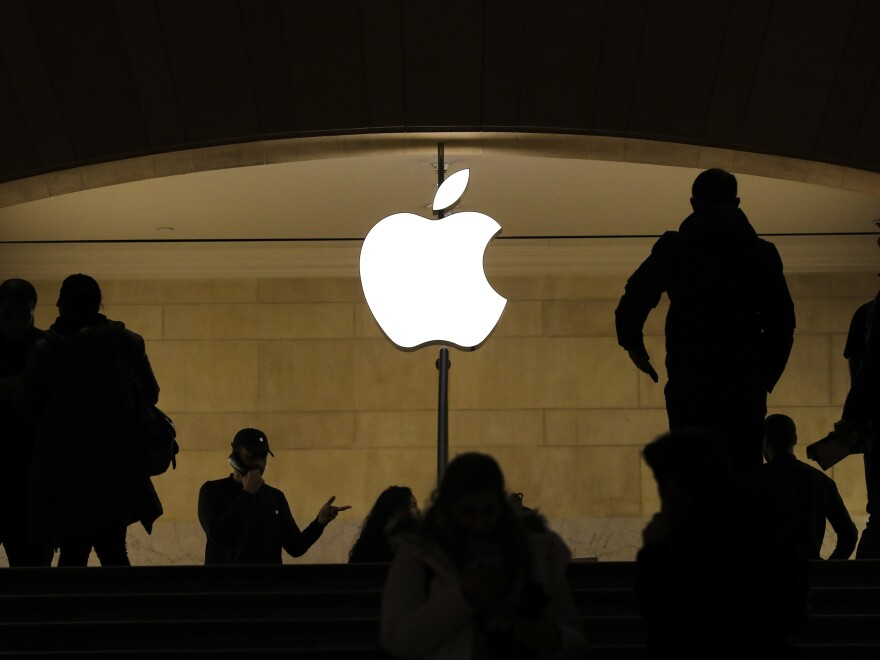 The SEC has accused a former Apple executive of using advance information about the company's finances to sell off stock and avoid losses.