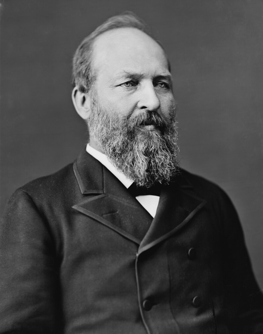 Millard wrote about the untimely demise of President James Garfield in Destiny of the Republic.