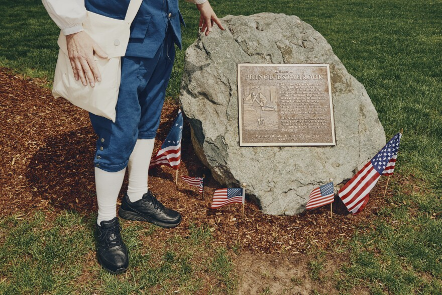 When British soldiers reached Lexington, about 12 miles outside of Boston, on April 19, 1775, they found a small militia force waiting for them.