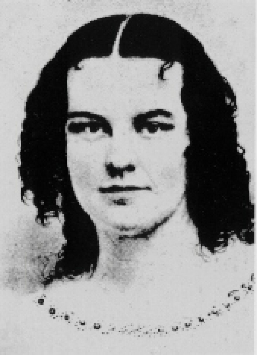 Author Rebecca Harding Davis