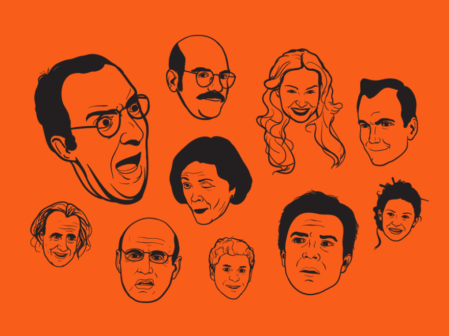 NPR's guide to the running gags from 'Arrested Development.'
