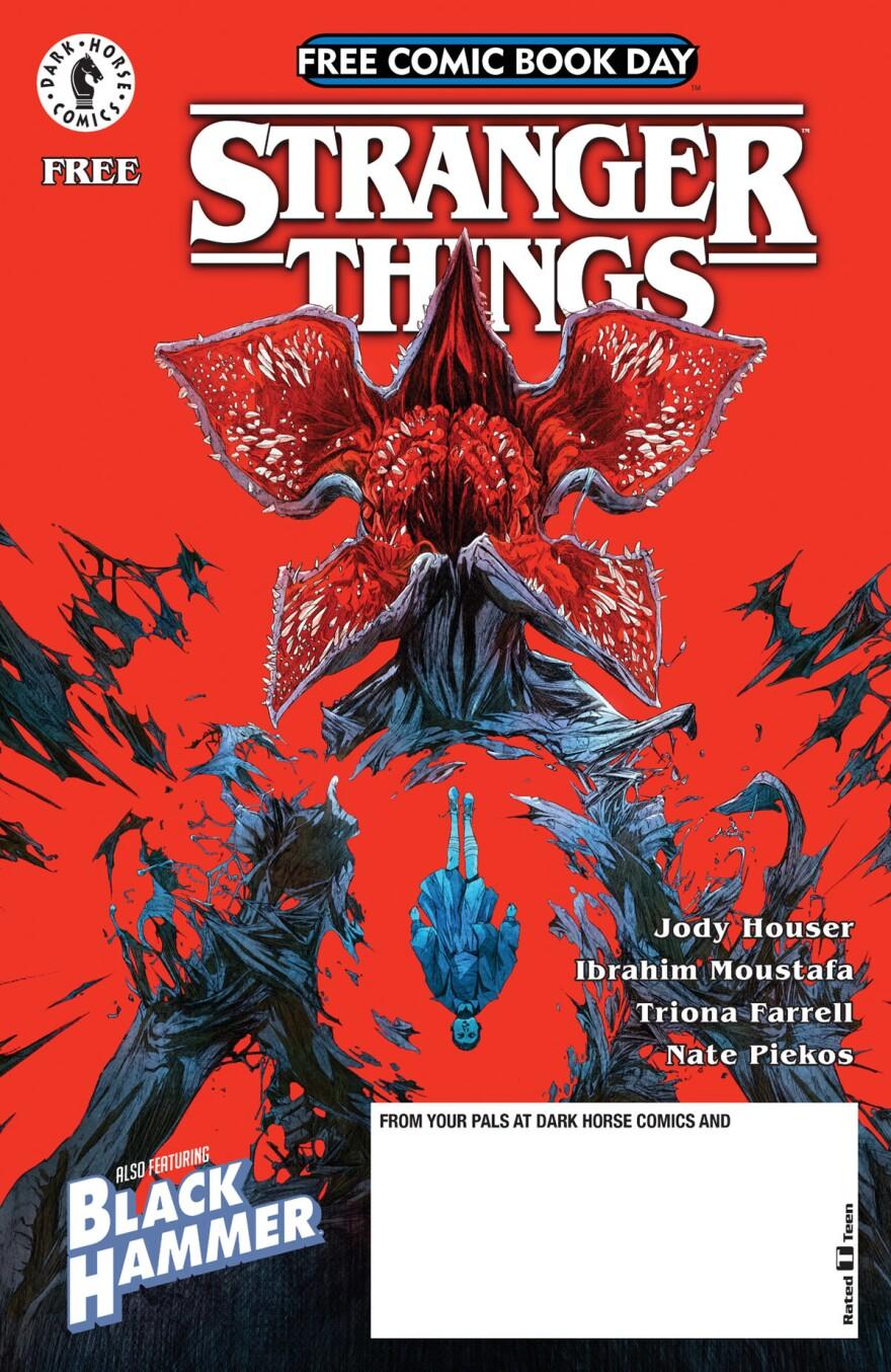 <em>Stranger Things</em>
