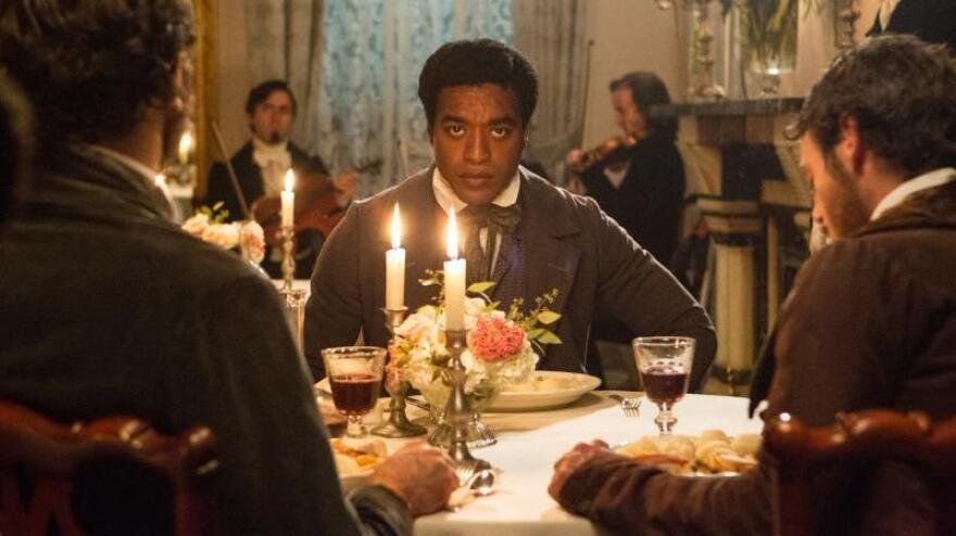 In the new film adaptation of <em>Twelve Years A Slave</em>, Chiwetel Ejiofor plays Solomon Northup, a black man who was kidnapped and sold into slavery in 1841.