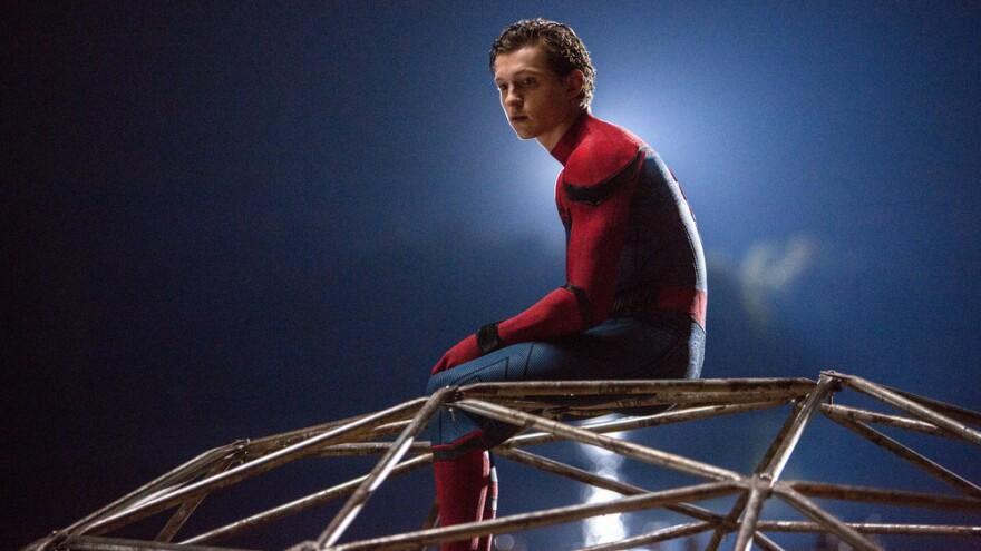 Tom Holland stars as Spider-Man in <em>Spider-Man: Homecoming.</em>