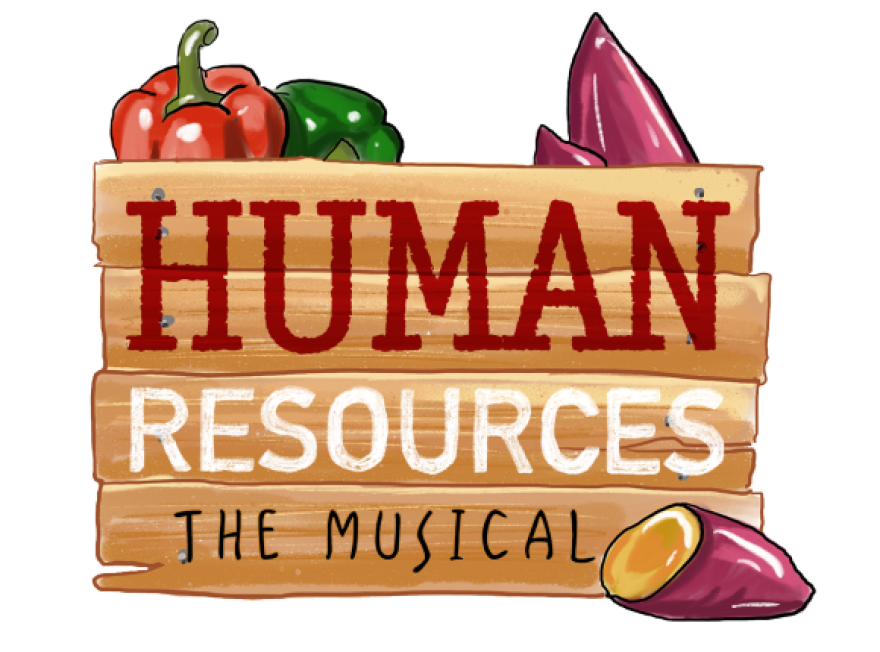 Logo for 'Human Resources: The Musical'