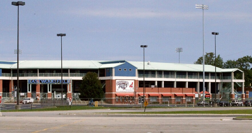 Eastwood Field - Close Overview
