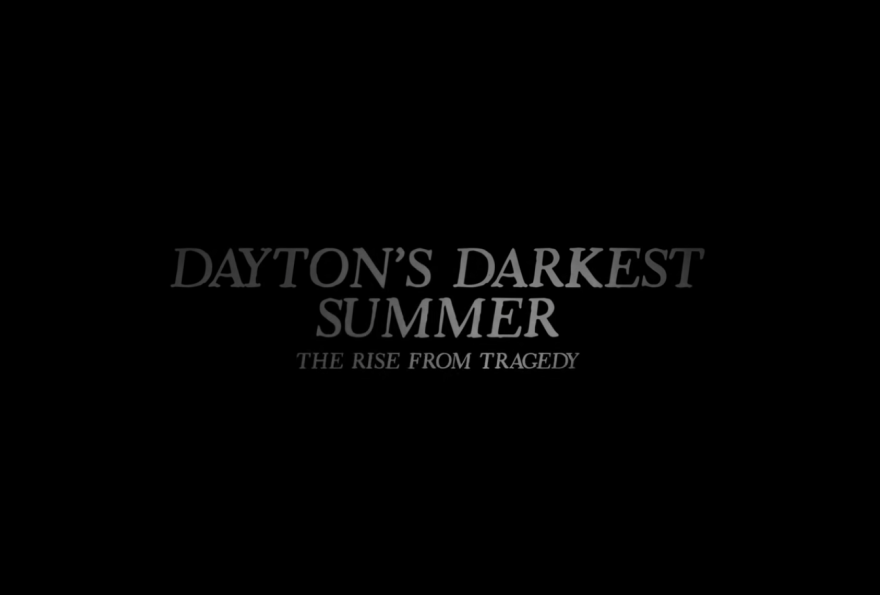 A screen capture from 'Dayton's Darkest Summer.'