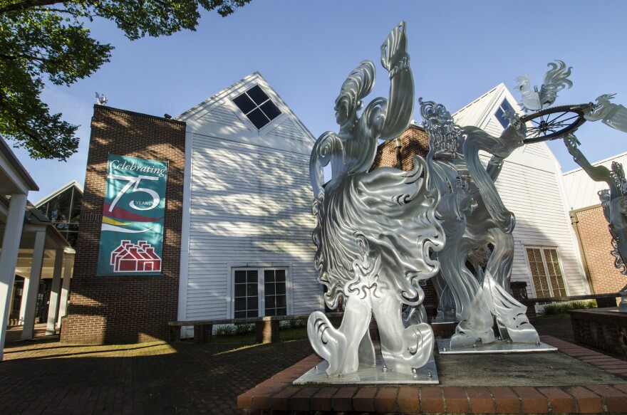 The Historic Arkansas Museum in Little Rock