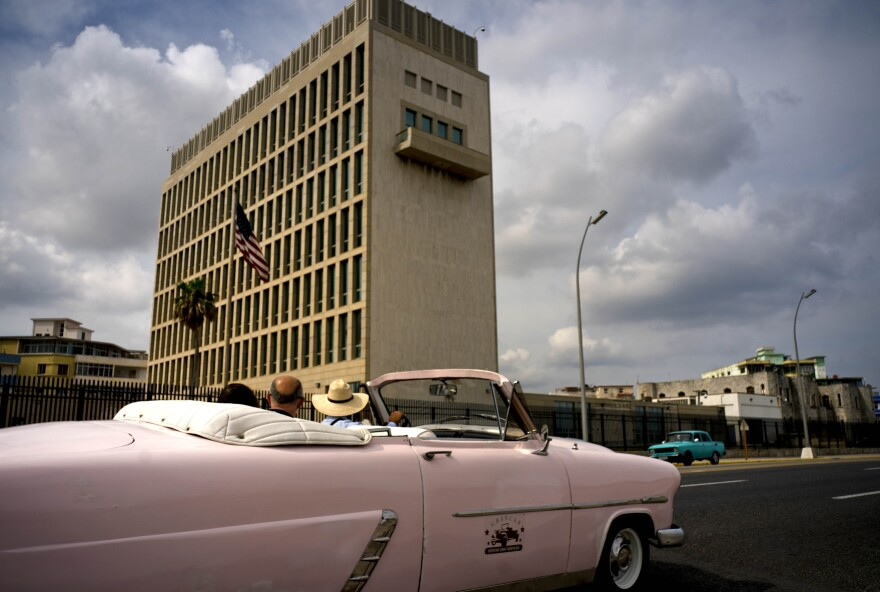 Scientists are questioning the evidence about an alleged attack on diplomats at the U.S. Embassy in Havana.